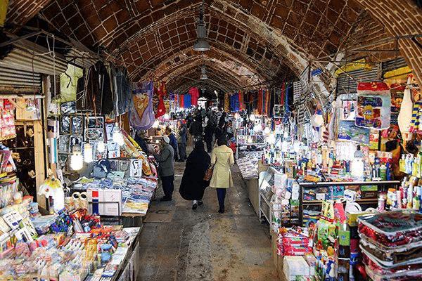 bazar sanandaj