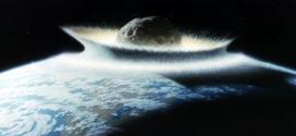 ماجرای  برخورد سیارکی  در حدود ۶۶ میلیون سال پیش با زمین