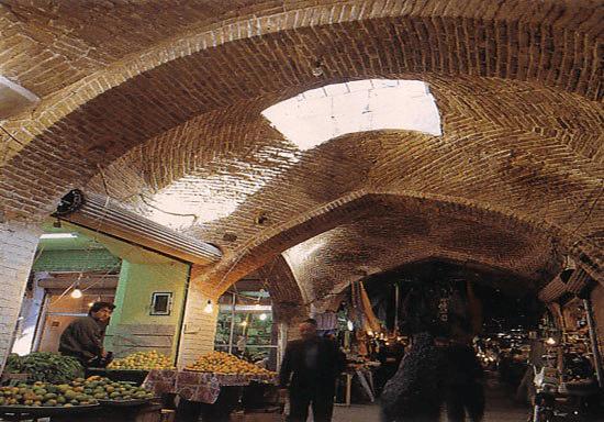 bazare zanjan