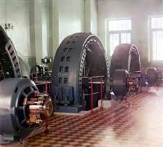 تولید جریان الکتریسیته بامغناطیس