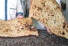 نان سنگک سوخته مواد غذایی سوخته شده سرطان زا