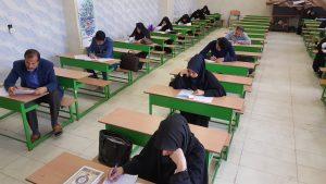 برگزاری سومین دوره مسابقات آزمایشگاهی دبیران علوم تجربی استان قم
