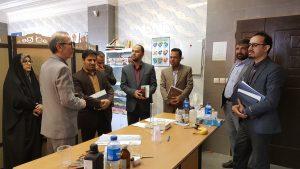 برگزاری سومین دوره مسابقات آزمایشگاهی دبیران علوم تجربی استان قم 2